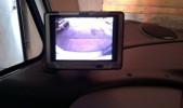 Reverse Camera Display Ekran Vzvratne Kamere