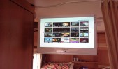 Satelite Tv In A Caravan Satelitski Tv Program V Avtodomu