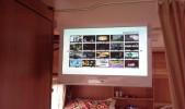 Satelite Tv In A Caravan Satelitski Tv Program V Avtodomu