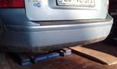 Volvo V50 Parkirni Senzorji Montaza