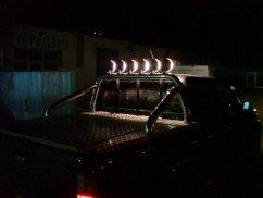 Ford Ranger delovne lui Ford Ranger work lights